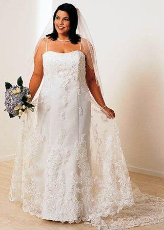 Vestidos de novia, para mujeres comunes y para gorditas :)