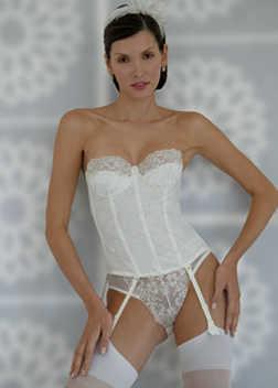 ropa interior novia burgos