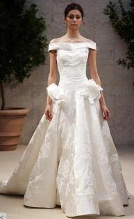 d19e34651 Vestidos de Novia  Oscar de la Renta
