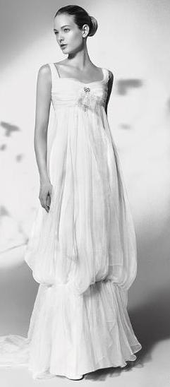 vestidos de novia: christian lacroix colección 2007 | web de la novia