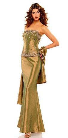 Como hacer vestidos de fiesta con corset