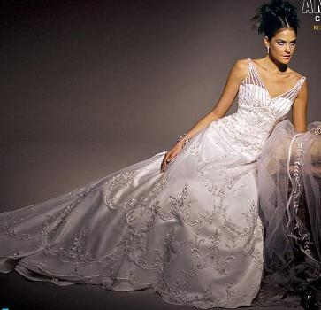 vestidos de novia: amalia carrara | web de la novia