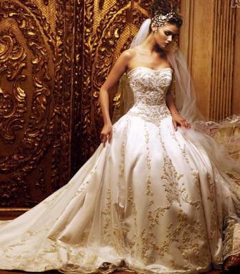 vestidos de novia: amalia carrara   web de la novia