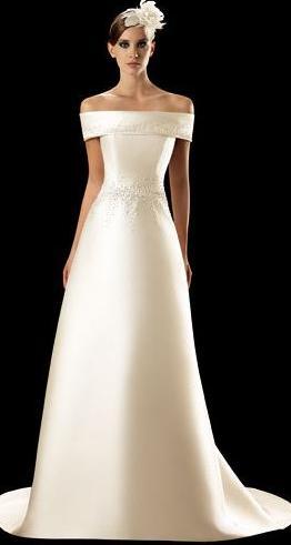 vestidos de novia: manu Álvarez | web de la novia