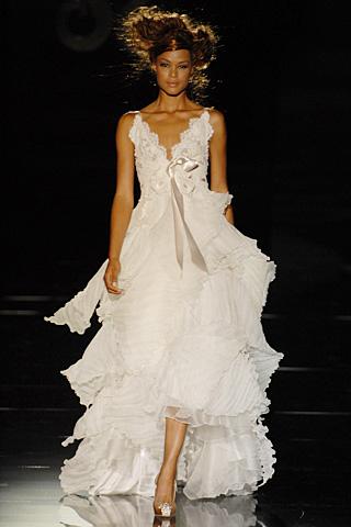 vestidos de novia: colección 2008 – hannibal laguna | web de la novia