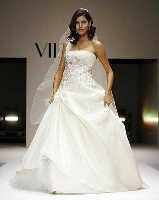 Vestido de novia Villais
