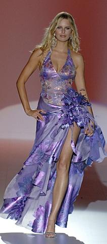 Vestido de Fiesta Patrica Avendaño