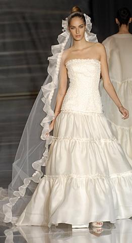 vestidos de novia: pronovias 2008 – manuel mota | web de la novia