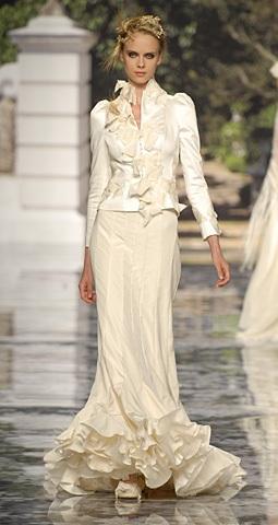 vestidos de novia: colección 2008 – victorio & lucchino | web de la