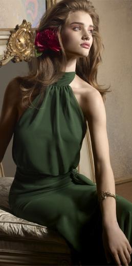 Vestido de Noche Alvina Valenta