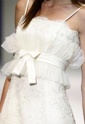 Vestido de Novia Javier Larrainzar