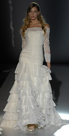 Vestido de Novia Francis Montesinos