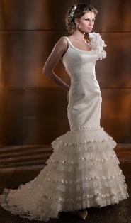 Vestido de Novia Isabel Aguado