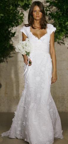 Vestidos novia oscar dela renta