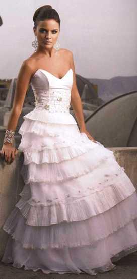 Vestido de Novia Patricia Durand