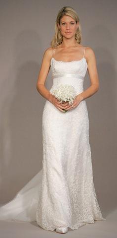 Vestido de novia Romona Keveza