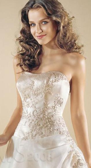 Vestido de novia 2008 Sarah Bride para Villais