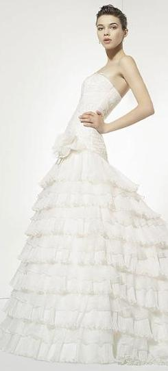 Vestido de novia Aire Collecttion
