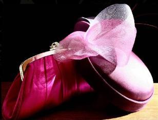 Complemento para boda La Pajarita