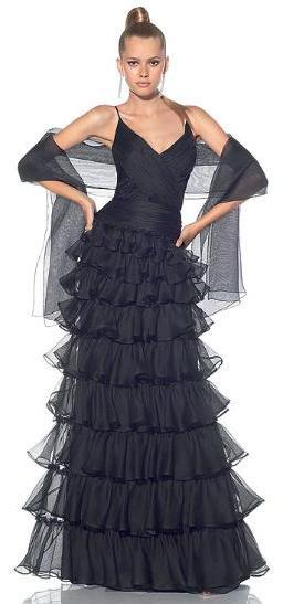 Vestido de Fiesta Pronovias