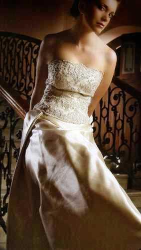 Vestido de Novia Maria Eugenia