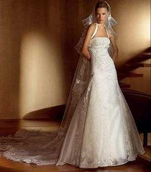 Coleccion vestidos novia san patrick 2008