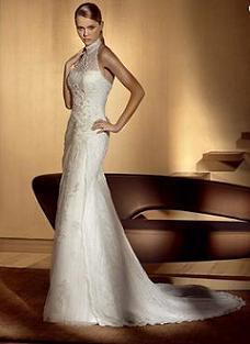 Coleccion vestidos de novia san patrick 2009