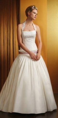 vestido de novia novissima