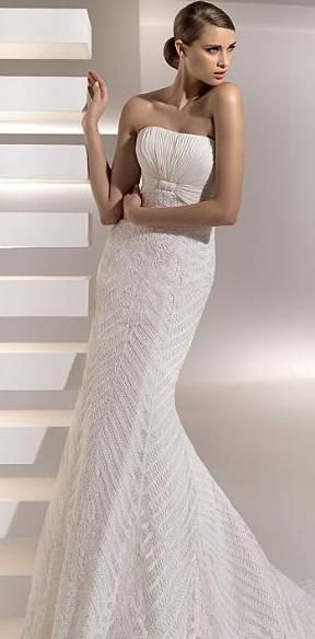 vestido novia pronovias 2010 – vestidos de noche