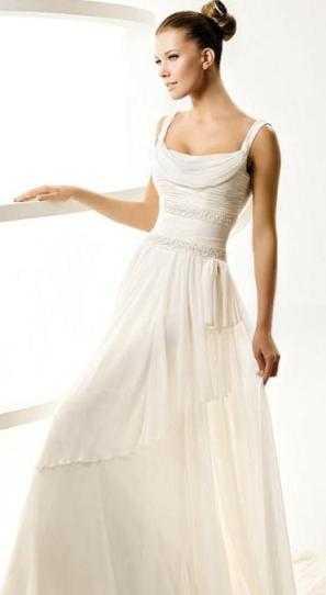nueva tendencia de vestidos de novia – avance la sposa 2010 | web de
