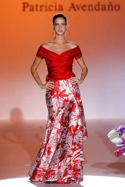 Fotos de telas para vestidos de fiesta