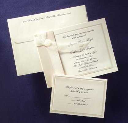 Modelos de invitaciones para tu boda | Web de la Novia