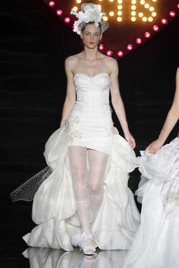 Vestidos de novia asimétricos | Web de la Novia