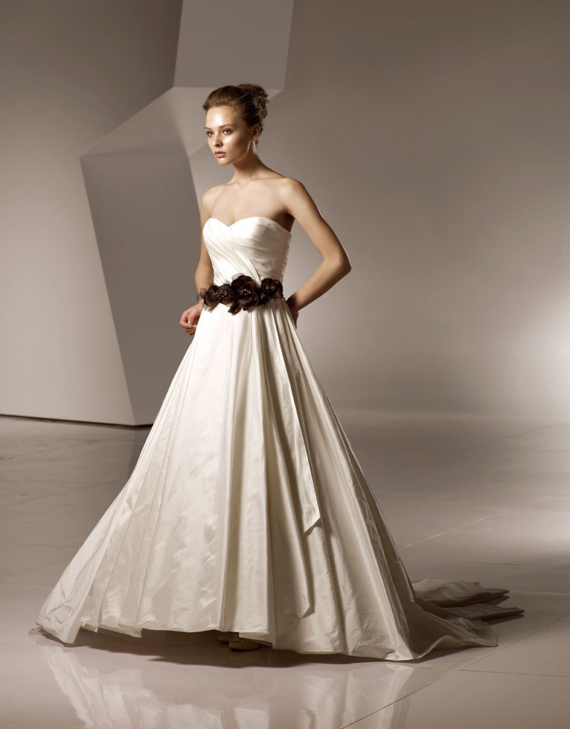b17ac78ed Nuevas tendencias en vestidos de novia