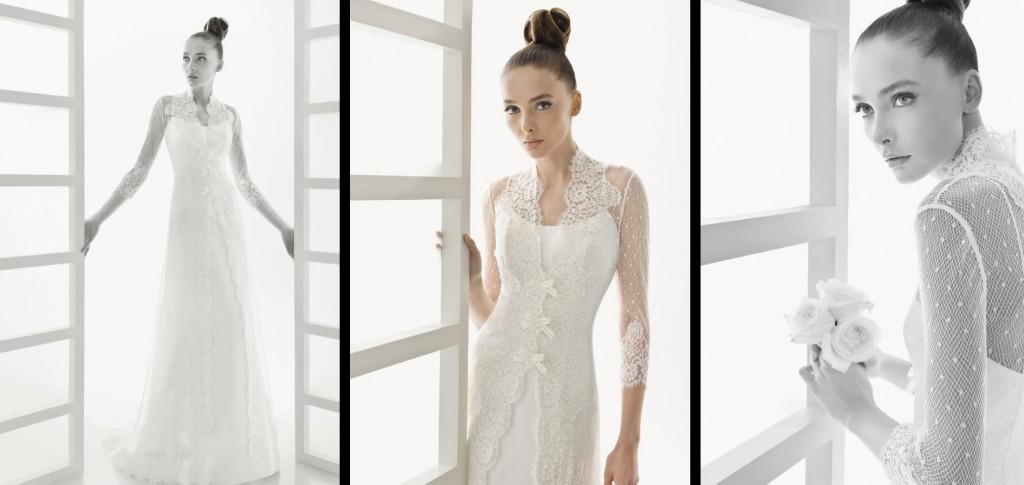Vestidos de novia decada de los 80