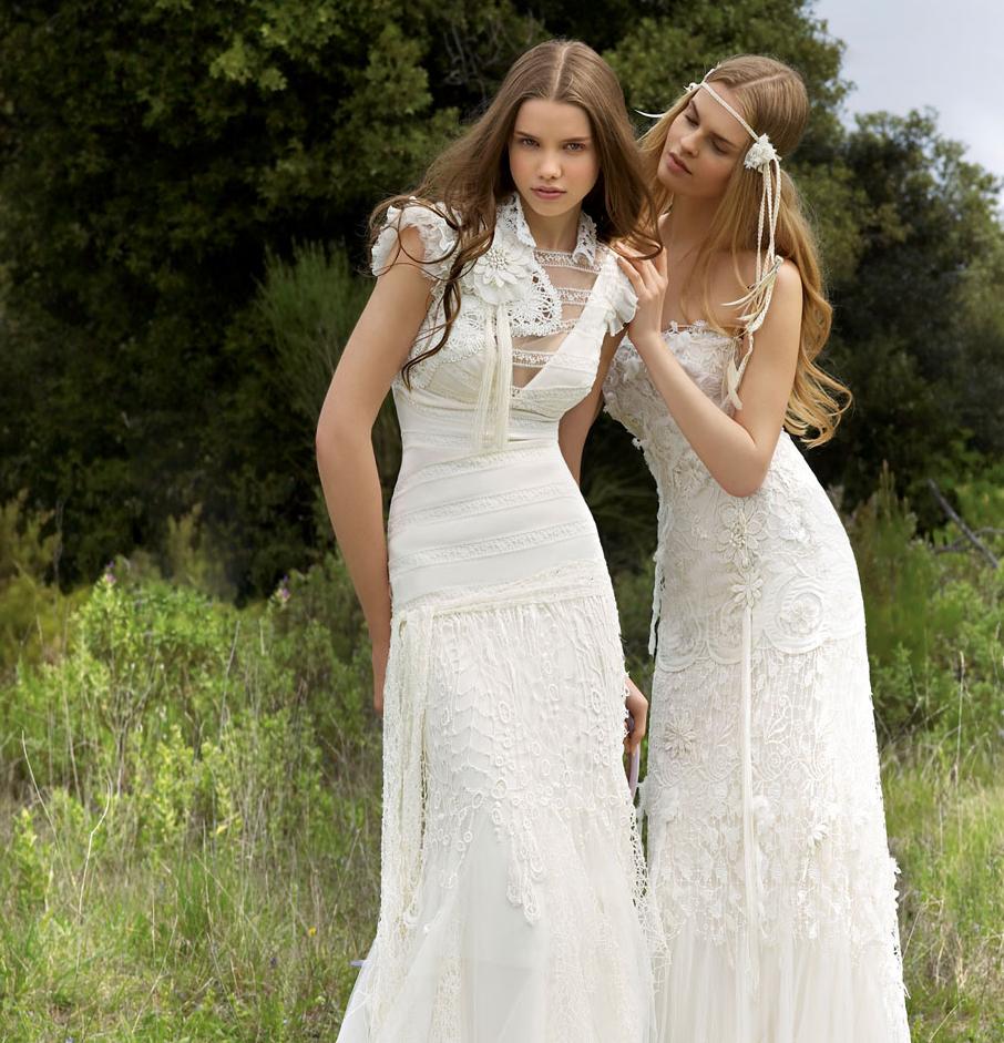 vestidos de novia 70