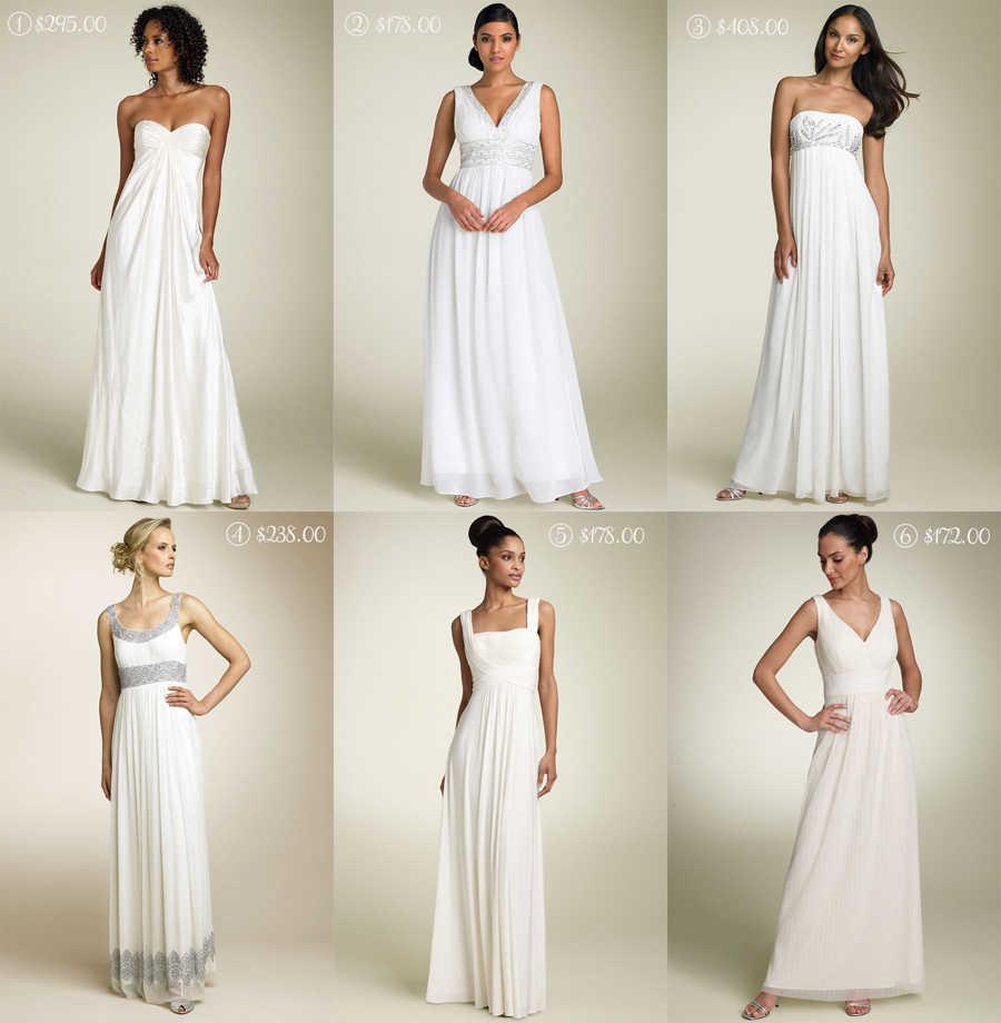Telas recomendadas para vestidos de novia