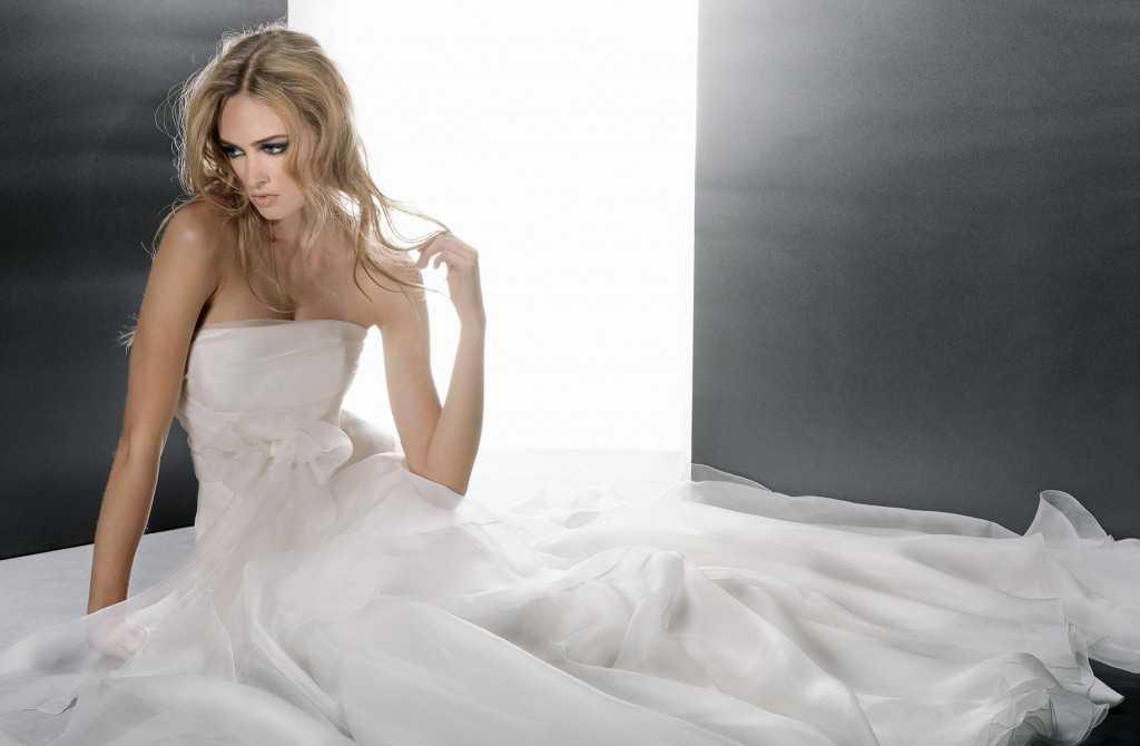 Vestidos novia com