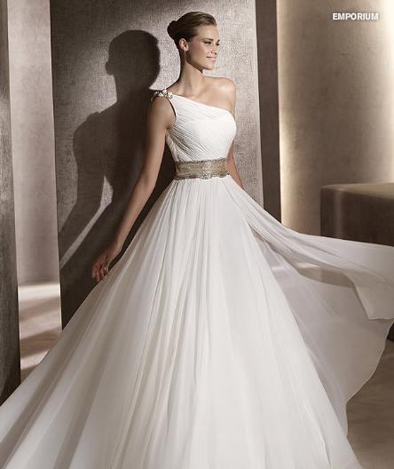 Imagenes de vestidos de novia hermosos con pedreria