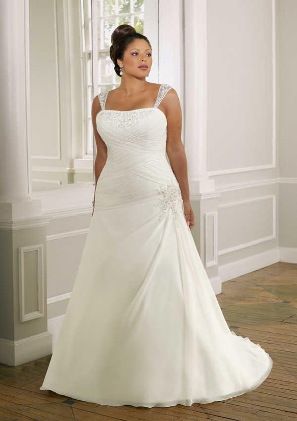 Es mejor elegir ciertos cortes para tu vestido si eres una novia con curvas, los modelos que suelen ser más asentadores son el corte princesa,