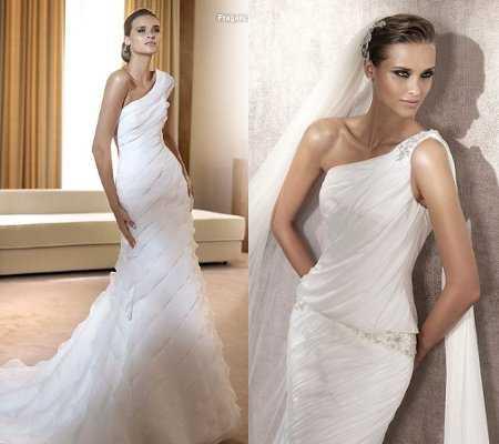 Vestidos de novia para mucho busto