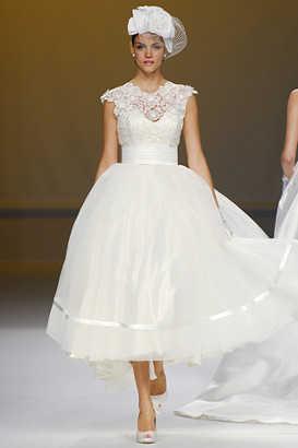 Como ir vestida a una boda estilo vintage