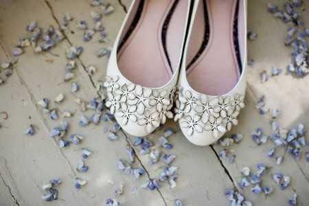 O vestido ideal para ti: Os sapatos 4