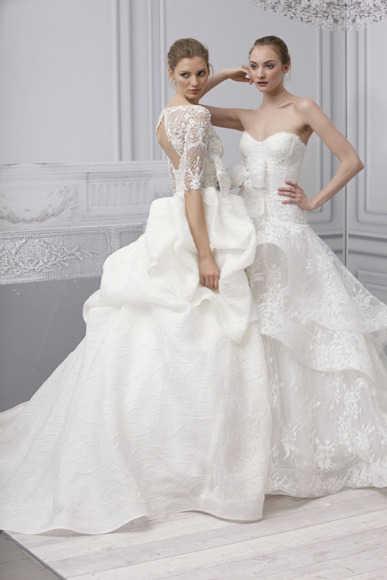 Vestidos de novia primavera verano 2013, ¡conoce las tendencias!