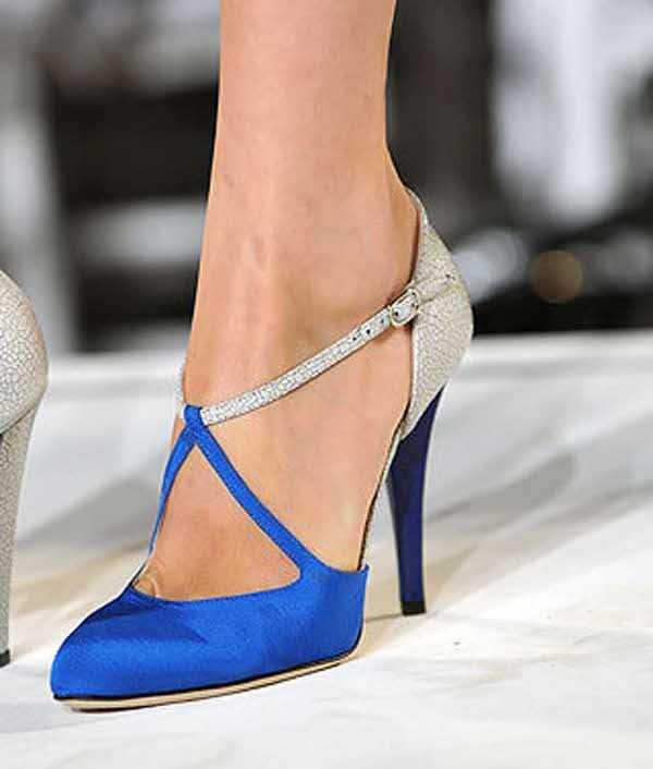 zapatos de novia: las tendencias del 2013 para bodas de ensueño