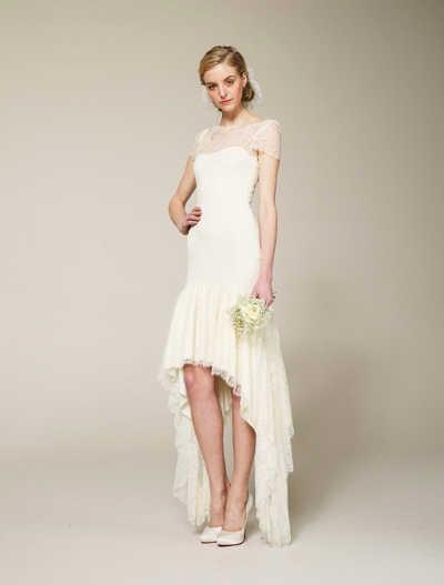 conseguir baratas 94f87 a9c03 Luce radiante con un vestido de novia en tu matrimonio civil ...