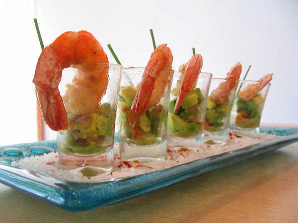 Catering para bodas nuevas y creativas ideas web de for Decoracion de platos gourmet pdf