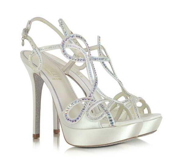 hermosos diseños de zapatos para el día de tu boda | web de la novia