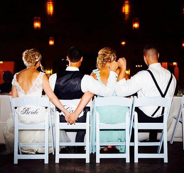 Casarse no significa que la amistad deba cambiar. ¡Los mejores amigos son para toda la vida!