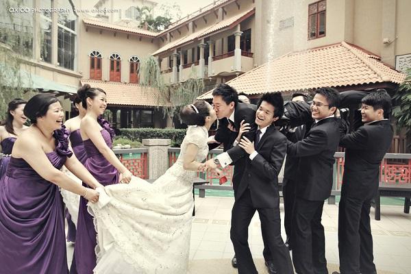 Las fotografías más dulces, divertidas y originales el día de tu boda